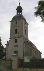 Kirche in Gollwitz