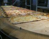 Auswahl an Pizzen