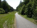 Radweg in Borgsdorf