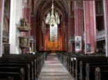 St. Katharinen: Innenraum