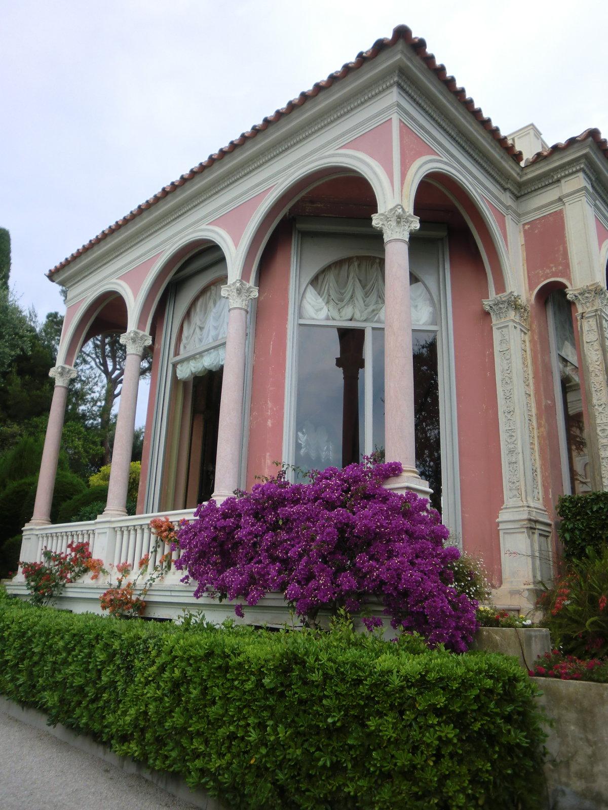 Villa ephrussi de rothschild planet laas die seite ber for Salon de the nice